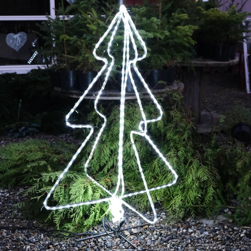 Juletræ i jern FGU-skolen i Køge